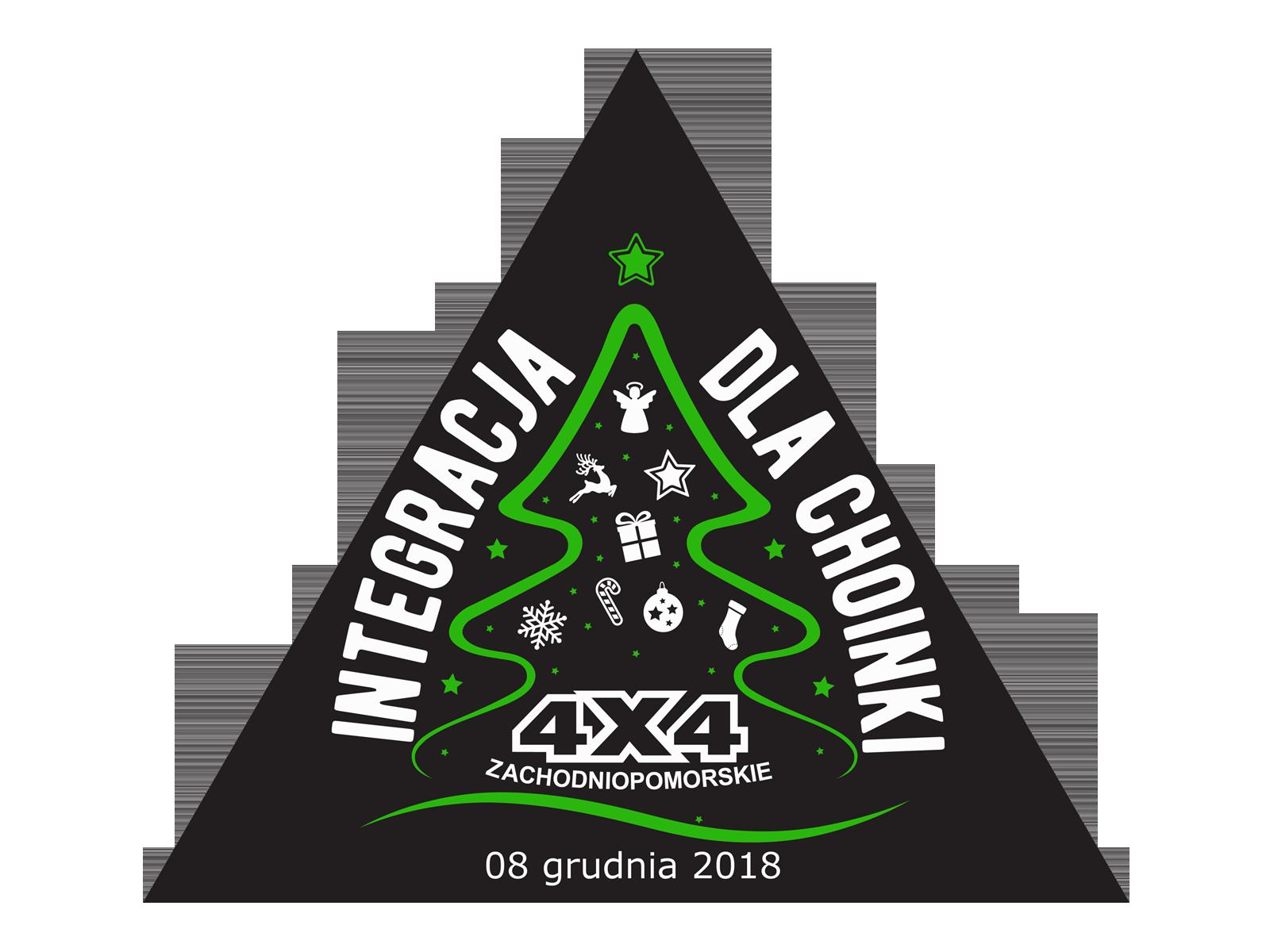 """Integracja """"Dla Choinki'' z 4×4 Zachodniopomorskie 08.12.2018"""
